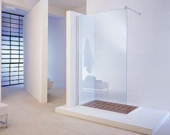 Glazen Wand Badkamer : Deuren & wanden